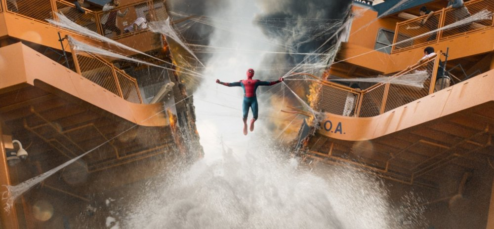 spiderman boat