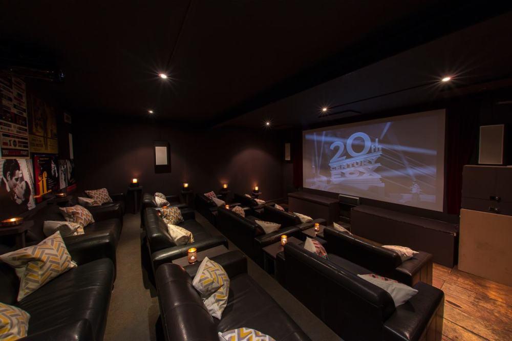 Exhibit Cinema